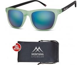 Montana Eye Wear Γυαλια Ηλίου Μ45 Πράσινο με μαύρο βραχίονα 1 τεμάχιο