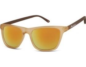 Montana Eye Wear Γυαλια Ηλίου Μπέζ με Καφέ Βραχιόνα  Μ45C 1 τεμάχιο