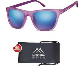 Montana Eye Wear Γυαλια Ηλίου Μ45E Ροζ Χρώμα 1 τεμάχιο