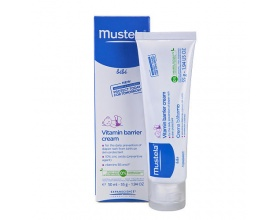 Mustela Creme pour le change Καθημερινή κρέμα πρόληψης μετά από κάθε αλλαγή πάνας  50ml