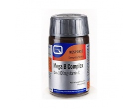 Quest Mega B Complex with vitamin C 1000mg, 60tabs