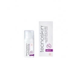 Tecnoskin Total Beauty Eye Cream Αντιρυτιδική Kρέμα Ματιών με Χρώμα, 15ml