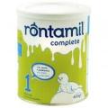 Rontis Rontamil 1 Γάλα για βρέφη που δεν θηλάζουν ή έχουν γεννηθεί με καισαρική από 0-6 μηνών 400γρ