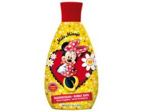 Air-Val International, Miss Minnie Bubble Bath, Αφρόλουτρο με άρωμα φράουλας,300ml