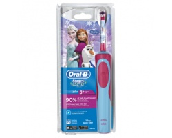 Braun Oral-B Stages Power, Παιδική Ηλεκτρική Οδοντόβουρτσα Disney Frozen,3+
