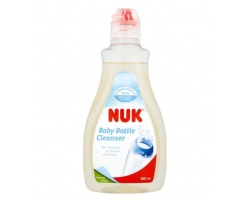 NUK Baby Bottle cleanser Υγρό καθαρισμού για μπιμπερό για θηλές & μπουκάλια 500ml
