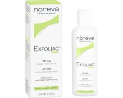 EXFOLIAC Lotion, Τοπική καθημερινή φροντίδα για νεανικό δέρμα με τάση για ακμή 125ml