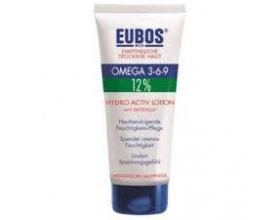 Eubos Omega 3-6-9 Hydro Active Lotion Defensil Καταπραϋντικό Γαλάκτωμα Σώματος με Ωμέγα Λιπαρά Οξέα, για το Ξηρό, Ευαίσθητο με τάση για Έκζεμα & Eρυθρότητα Δέρμα, 200 ml