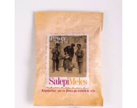 Power Health  Salepimeles Caramels Με Σαλέπι & Μέλι, 60gr