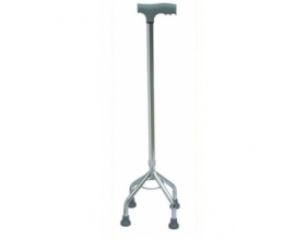ADCO Τετράποδο Ρυθμιζόμενου Ύψους με Μικρά Πόδια 06401 , Ύψος Ελάχιστο 76cm Μέγιστο 90cm  1 τεμάχιο