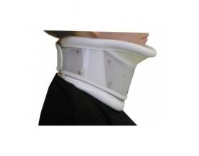 ADCO Αυχενικό Κολλαρό Ρυθμιζομένου Ύψους με Υποσαγώνιο 01103 Μέγεθος Medium 36-40cm Χρώμα Λεύκο, 1 Τεμάχιο