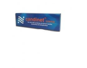 Uniderm Candinet Crema Απαλή Κρέμα για Ραγάδες Εμπλουτισμένη με Βιταμίνη E, Κολλαγόνο & Ελαστίνη, 100 ml