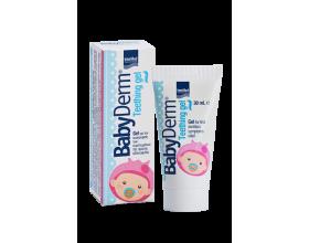 Intermed Babyderm Teething gel Aνακούφιση των συμπτωμάτων της πρώτης οδοντοφυΐας 30ml