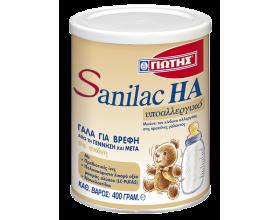 Γιώτης Γάλα Sanilac HA, 400gr