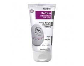 Frezyderm Reform Abdomen Care Body Cream, Κρέμα gel για την ειδική αντιμετώπιση της χαλάρωσης των κοιλιακών τοιχωμάτων μετά τον τοκετό 150ml