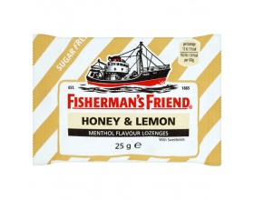 FISHERMAN'S FRIEND  Original Μέλι και Λεμόνι 25g