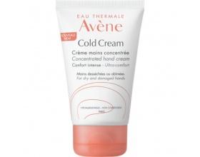 Avene Eau Thermale Cold Cream Creme Mains Συμπυκνωμένη Κρέμα Χεριών, 50ml