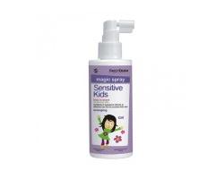 Frezyderm Magic Spray Sensitive Kids for girls, Μαλακτική λοσιόν μαλλιών για την φυσιολογική, ευαίσθητη ή ερεθισμένη παιδική επιδερμίδα 150ml