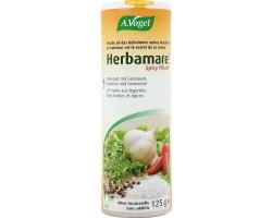 A. Vogel, Herbamare Spicy, Πικάντικο Θαλασσινό αλάτι με τσίλι, λαχανικά, αρωματικά φυτά και φύκη, 125γρ