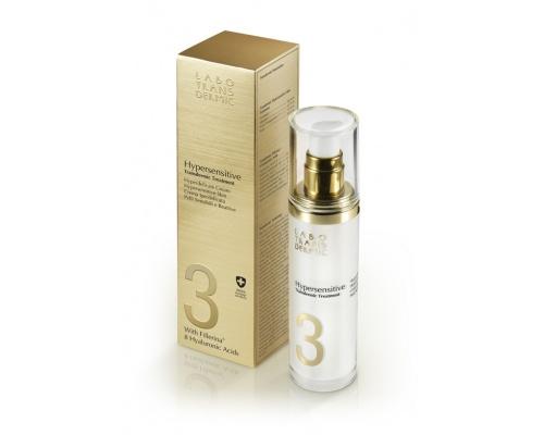 Labo Transdermic Hyperdelicate 3 Cream Kρέμα ήπιας δράσης για πολύ ευαίσθητες & δυσανεκτικές επιδερμίδες 50 ml