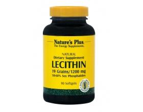 Nature's Plus Lecithin 1200g, 90 softgels