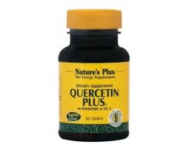Nature's Plus, Quercetin Plus, 60 tabs