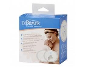 Dr. Brown's S4022 Επιθέματα στήθους μιας χρήσης 30 τεμάχια