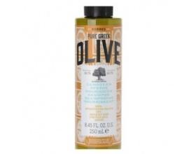 Korres Pure Greek Olive Nourishing Shampoo Σαμπουάν Ενυδάτωσης για Ξηρά - Αφυδατωμένα Μαλλιά, 250ml