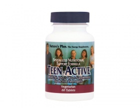 Nature's Plus Teen-Active, 60tabs