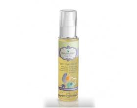 Tol Velvet baby natural oil 100ml, Φυσικό Ενυδατικό Λάδι για το σώμα και το πρόσωπο του μωρού