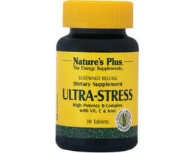Nature's Plus Ultra Stress Φόρμουλα για καταπολέμηση σωματικού στρες, 30tabs