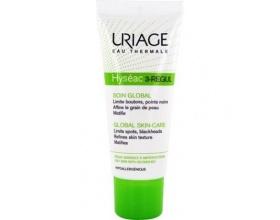 Uriage Hyseac 3-Regul Global Skin Care Κρέμα προσώπου με ιαματικό νερό 40ml