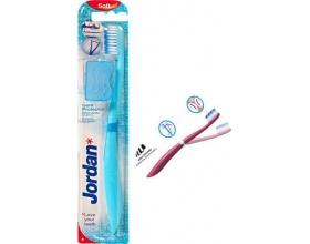 Jordan Clinic Gum Protector Soft Toothbrush, Μαλακή Οδοντόβουρτσα με ειδικό μηχανισμό ελέγχου πίεσης στα δόντια