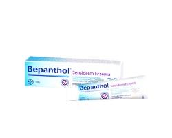 Bepanthol Sensiderm Eczema Κρέμα για την Ανακούφιση από τον Κνησμό & το Ερύθημα, 50gr