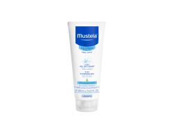 Mustela 2 en 1 Cleansing Gel Αφρίζον καθαριστικό χωρίς σαπούνι Καθαρίζει αποτελεσματικά χωρίς να ξηραίνει το δέρμα 200ml