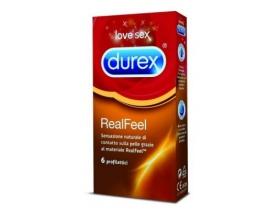 Durex RealFeel, 6 τεμάχια