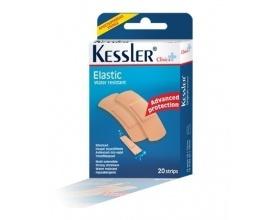 Kessler Elastic Αυτοκόλλητα Ελαστικά, 20 επιθέματα πληγών