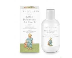 L' Erbolario L'Olio Dolcissimo dei Piccoli Ενυδατικό λάδι με βιολογικό εκχύλισμα καλέντουλας 200ml