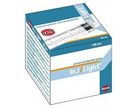 Syringes Rays asu embedded 5ml 22G 100 pieces