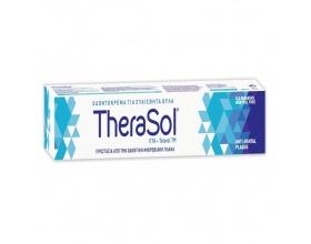 THERASOL Οδοντόκρεμα για ευαίσθητα ούλα και με προστασία από την οδοντική μικροβιακή πλάκα 75 ml