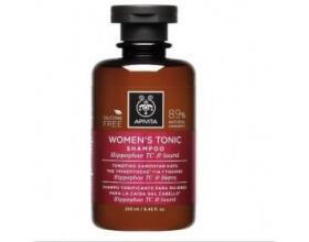 Apivita Women's Tonic Shampoo Τονωτικό Σαμπουάν κατά της Γυναικείας Τριχόπτωσης με Hippophae TC & Δάφνη, 250ml