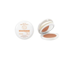 Avene Compact Teinte Dore SPF50 Αντηλιακό Make-up σε μορφή compact με δείκτη προστασίας Xωρίς χημικά φίλτρα 10gr