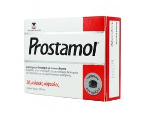 Menarini Prostamol 320mg για τη Φυσιολογική Λειτουργία του Προστάτη και του Ουροποιητικού, 30 soft caps