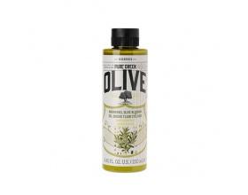 Korres Pure Greek Olive Αφρόλουτρο Άνθη Ελιάς, 250ml