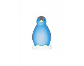 ZAZU Pam πιγκουίνος Ηχείο, εκμάθηση ξυπνήματος, ύπνου, φωτάκι νυκτός μπλέ