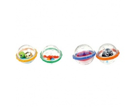 MUNCHKIN Float & Play Bubbles Παιδικό Παιχνίδι Μπάνιου 3m+, 2 τεμάχια