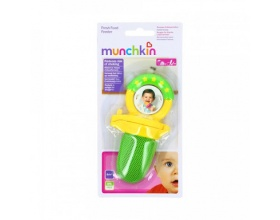 Munchkin, Παιδικό Δίχτυ Ταΐσματος 6m+, χρώμα Πράσινο, 1τμχ