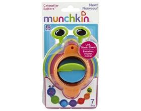 MUNCHKIN Caterpillar Spillers Σετ με 7 πολύχρωμα και αριθμημένα ποτηράκια 7τμχ