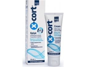 Intermed X-Cort Cream Κρέμα ενναλακτική επιλογή στεροειδούς δράσης 50 ml