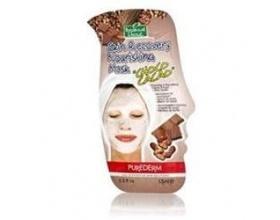 Purederm Skin Recovery Nourishing Mask ChocoCacao, Τονωτική Μάσκα με Κακάο, 15ml